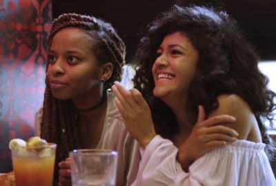Leila and Patricia from Brown Girls webseries