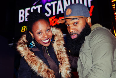 Chicago comedians Kellye Howard & T. Murph