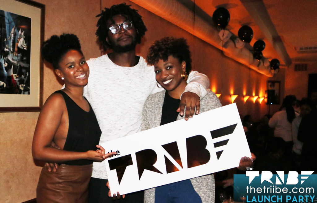 PHOTO GALLERY: THE TRiiBE's LAUNCH PARTY