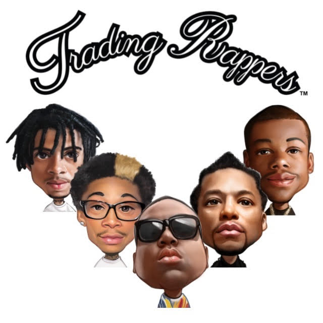 New card game 'Trading Rappers' stirs debate on who's really the GOAT