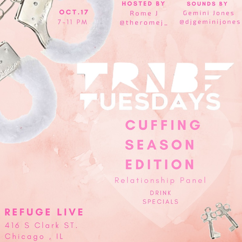 TRiiBE Tuesdays: Cuffing Season Edition