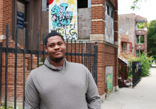 Chef Skyler Dees envisions a food-abundant & self-determined future for North Lawndale