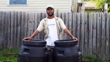 One man brings healthy living to the South Side with S.O.U.L. community garden