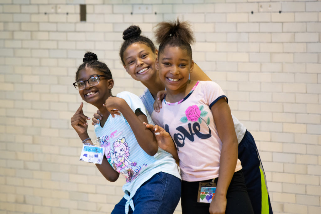 PHOTO ESSAY: Performance arts camp helps kids bring peace to the West Side