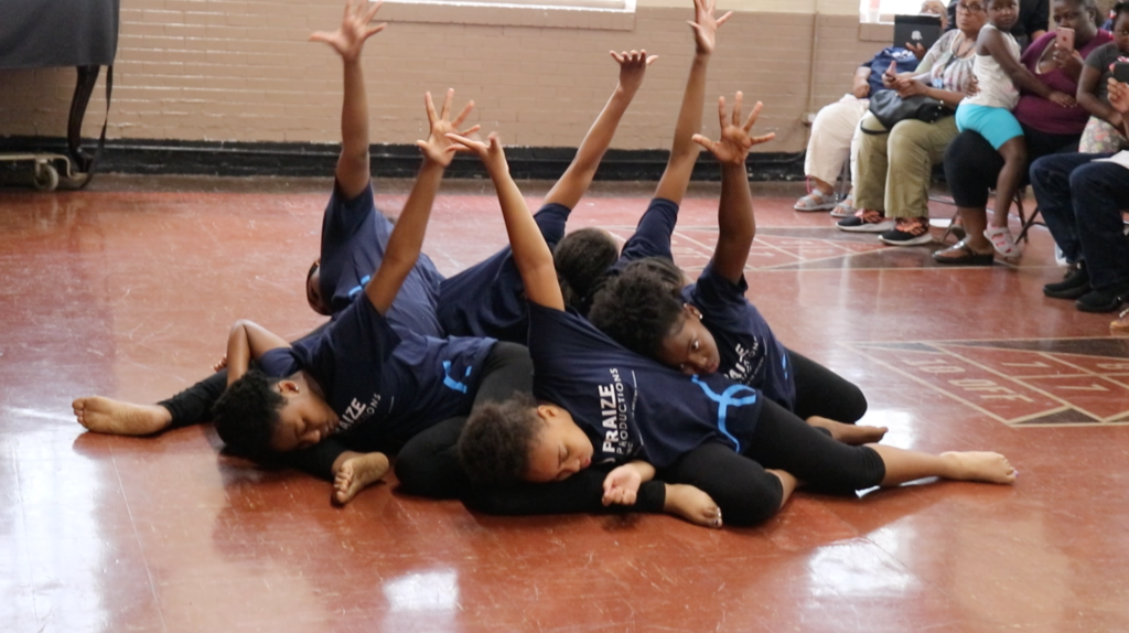 [VIDEO] Praize Productions inspires Black youth through ballet, jazz and other dance