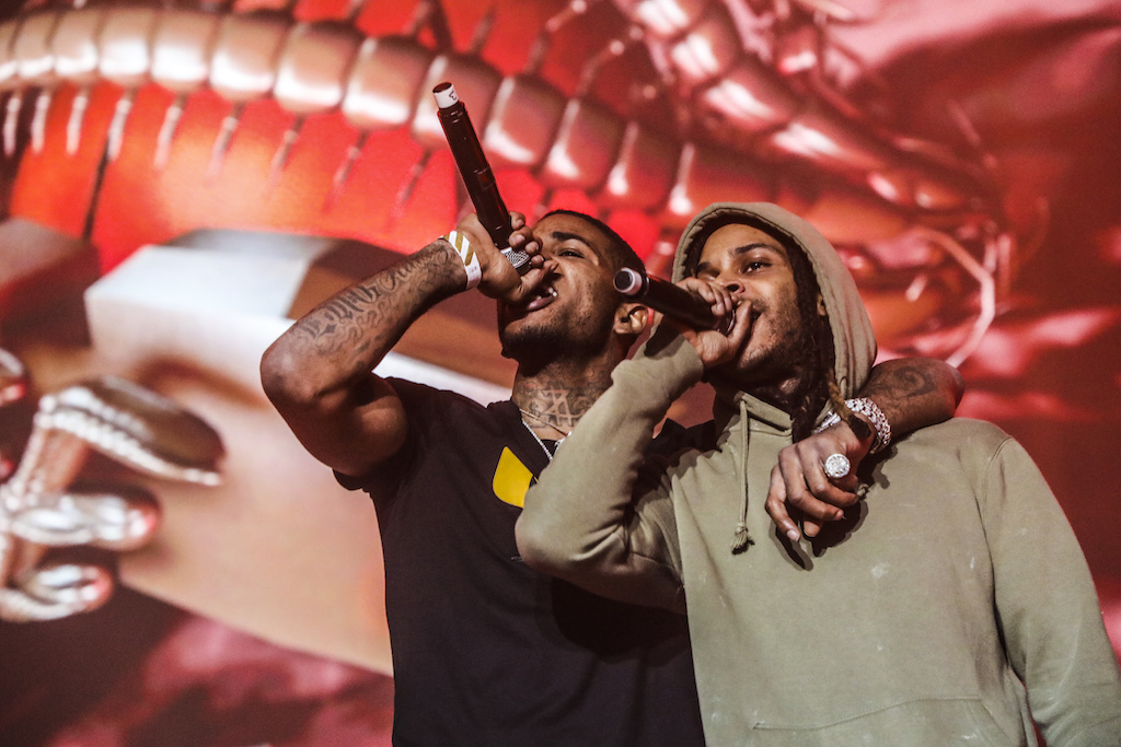 Valee shows why Chicago is the future of hip-hop at Red Bull Music Festival's opening night