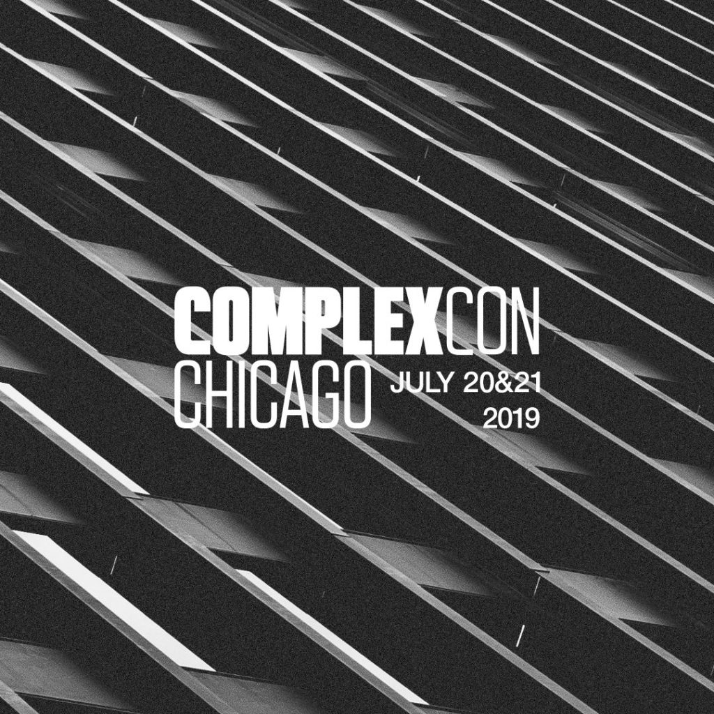 It's official: ComplexCon is coming to Chicago in July 2019