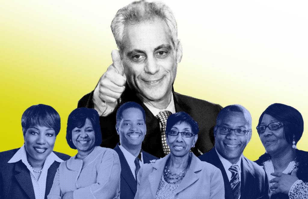 What has Chicago's Black Caucus done for us lately?