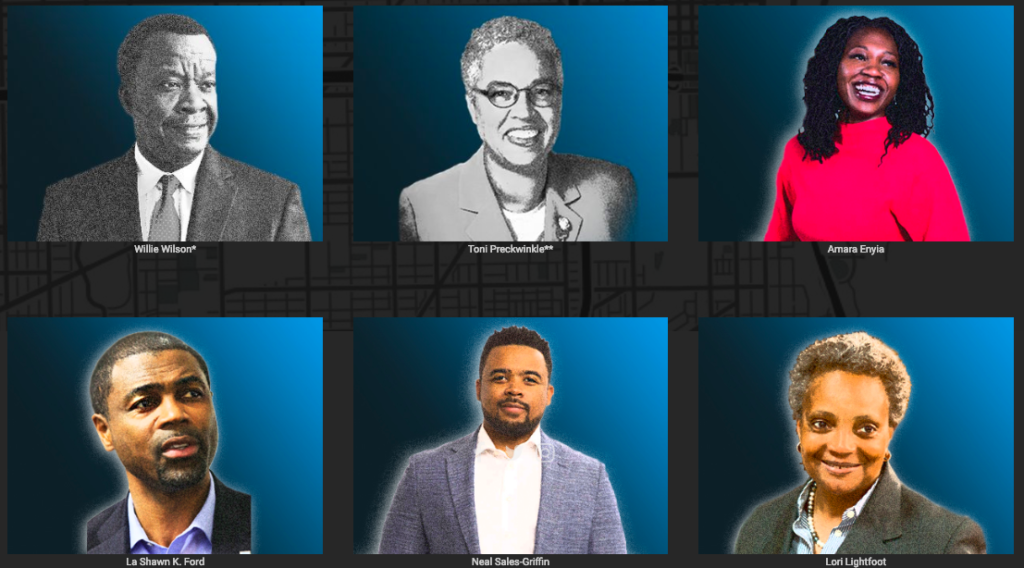 Before The Polls: Meet Chicago's Black mayoral candidates