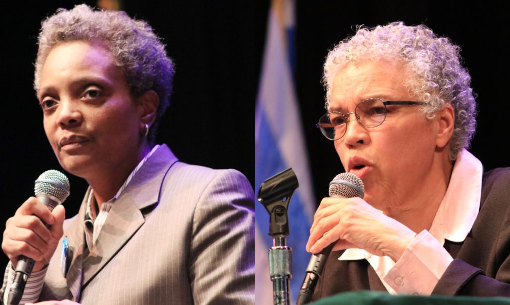Road to the Runoff: Chicago's mayoral election