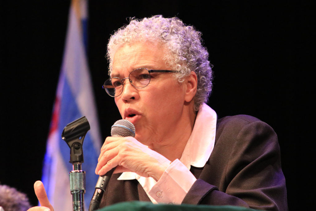 Road to the Runoff: Q&A with Chicago mayoral candidate Toni Preckwinkle