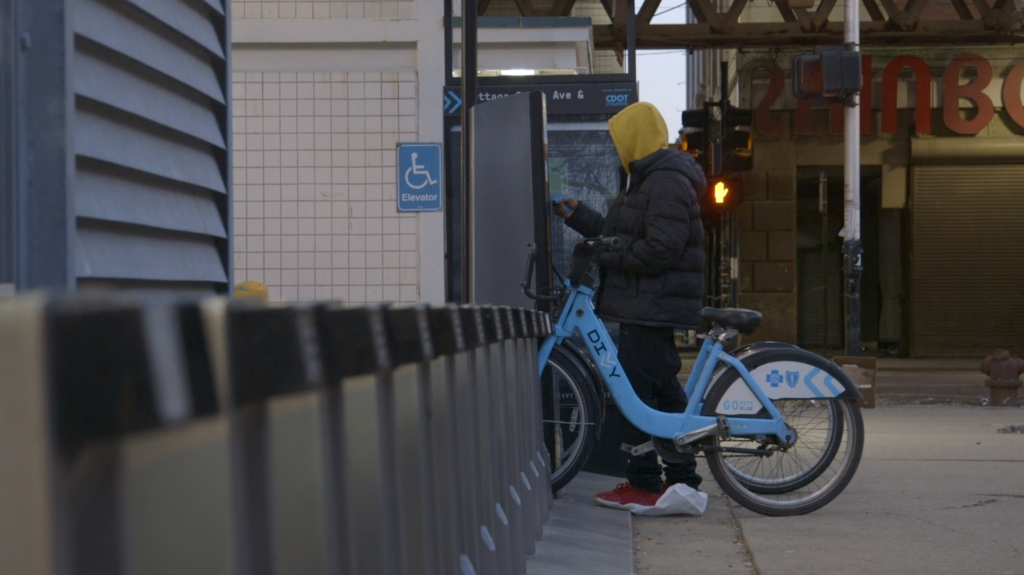 Black Chicagoans see the city's exclusive bikeshare deal with Lyft as another privatized 'monopoly'