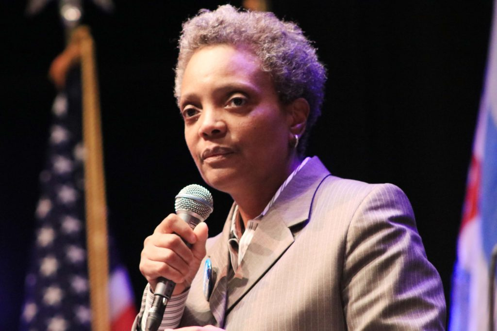 Lori Lightfoot elected Chicago's first Black female and openly gay mayor