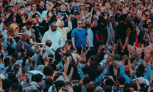 Review: Kanye West seeks redemption with Sunday Service tour
